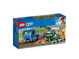 100 Lego City Tanker Truck Harvester Transport 60223 LEGO Shop