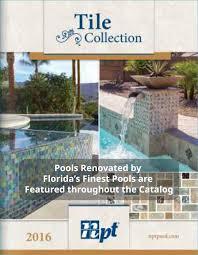 Npt Pool Tile Palm Desert by Floridas Finest Pools