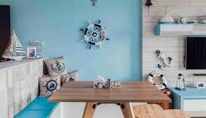 Nautical Living Room Decor Modern House Fiona Andersen