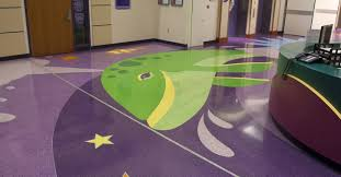 We Offer The Following Services New Terrazzo Installations