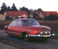 This 1958 Czechoslovakian Model Was Not A Very Common Car In The Eastern Block Nor It Communist Answer To Any Best Selling Western Vehicle