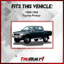 Amazon.com: T1A 1989-1995 Toyota Pickup Truck Rear Tailgate Door ... 1995 Toyota Tacoma Fuel Line Diagram Diy Enthusiasts Wiring Diagrams Truck Electrical Manual Us Canada Buy A 751995 Steering Gear Box Discontinued Factory Decals Stripe Kits Tailgate Logos 1990 Dash Circuit And Hub Pin By Domino On My Stuff Pinterest Tacoma And T100 Photos Informations Articles Bestcarmagcom 2wd Insurance Estimate Greatflorida Pictures Cargurus Toyota 1984 1985 1986 1987 1988 1989 1991 1992 1993 1994 Z Superb Toyota Pickup Information Auto