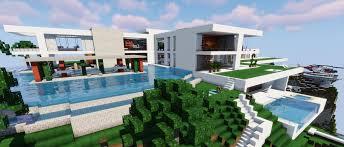 104 Architecture Of House Modern S Minecraft