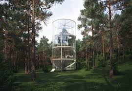 100 Modern Tree House Plans Design Concept Eco Perch Price Blue Forest