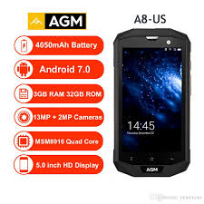 Best Dhl Agm A8 Ip68 Waterproof 4g Lte Smartphone 5 0 Inch Android