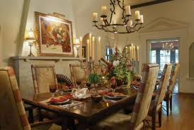 dining room decor for dining room table with dining table candle
