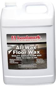 Zep Floor Finish For Stained Concrete by Amazon Com Lundmark Wax Lun 3201g01 2 1 Gallon All Floor Wax
