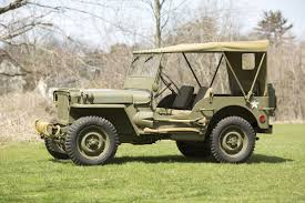 1945 Ford GPW Vs 1944 Willys MB - American Car Collector