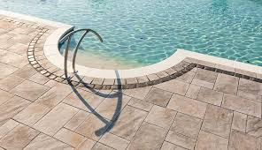 paver pool decks and beautiful triad associates