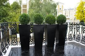Planters awesome tall metal planters tall metal planters tall