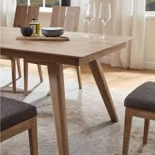 wöstmann esstisch ts4300 massivholztisch mit viefußgestell tischbeine ausgestellt tisch in verschiedenen ausführungen und größen