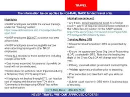 Dmdc Learning Help Desk by Nadp Quick Reference Guide For Employees And Cfms Ppt Download