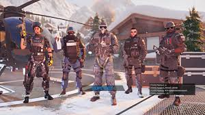 macdonald siege rainbow six siege gameplay fr hd macdonald en mission