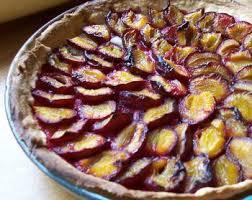dessert aux quetsches recette recettes desserts tarte liégeoise aux prunes
