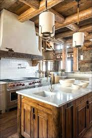 kitchen table ls awesome rustic kitchen island lighting ideas