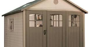 Suncast 7 X 7 Alpine Shed by 12 Us Leisure Keter Stronghold Shed Sheds Sheds Garages Amp