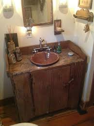 Primitive Kitchen Sink Ideas by 139 Best Primitive Bathrooms Images On Pinterest Country