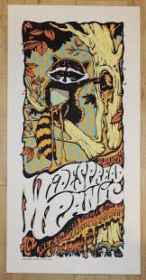 Widespread Panic Halloween 2015 by 1999 Widespread Panic Atlanta Nye Concert Poster Jt Lucchesi
