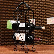 kreative weinregal dekoration weinflasche rahmen wohnzimmer möbel weinregal schrank display regale