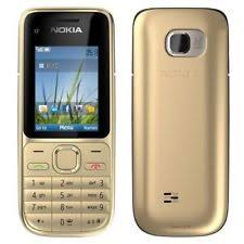 Nokia C2 01 RM 721 Gold 3 2MP T