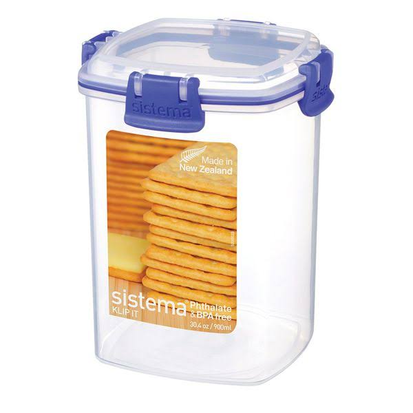 Sistema Clear Klip It Cracker Container - Medium