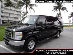 2012 E350 Shuttle Van Extended Limo Style Conversion Passenger For Sale