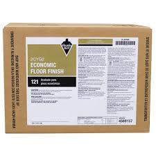 Zep Floor Sealer Msds Sheets by Tough Guy Floor Finish 5 Gal Low 20 To 30 Min 2cyg2 2cyg2