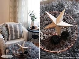 schlafzimmerdeko im gemütlichen winterlook ich liebe deko