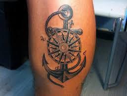 Anchor Tattoo Design Men 50 Tattoos For