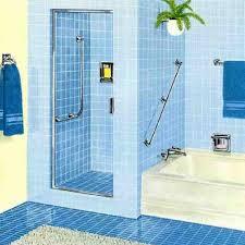 classic bathroom floor tile blue bathroom ceramic tile design