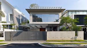 100 Architecture Houses Design Chiltern House WOW Architects Warner Wong ArchDaily