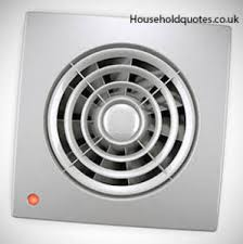 Duct Free Bathroom Fan Uk by Price Of Installing And Replacing Extractor Fan