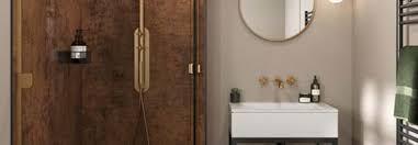 multipanel smooth paneele in patina bronze für ihr