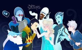 Animaniacs Hooked On A Ceiling Online by Blame The 1st Fan Art Friday Elsa And Jack Frost Forever
