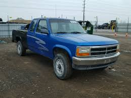 1B7GG23X9PS267604 | 1993 BLUE DODGE DAKOTA On Sale In CO - COLORADO ...