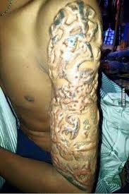 Always Make Sure Your Tattoo Artist Uses Clean Needles