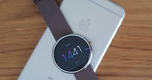 Cult of Android How to connect a Moto 360 to your iPhone