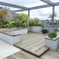 Full Image For Na1 Gostei Dos Bancos Mas A Roof Terracerooftop Terrace Flooring Options Uk
