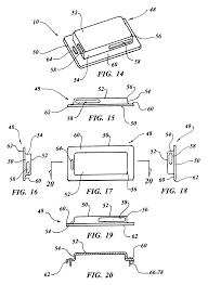 Round Ceiling Air Vent Deflector by Patent Us7651390 Ceiling Vent Air Diverter Google Patents