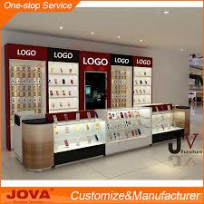 Mobile Phone Shop Interior DesignCell Showcase Display