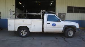 100 Chevy Utility Trucks For Sale 2003 Silverado Truck Body 108926 Miles Lic 868TTU