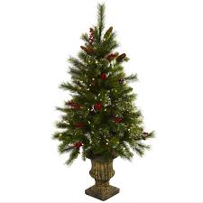 Potted Christmas Tree by The 10 Best Out Of The Box Christmas Trees