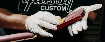 100 Gibson Custom Homes See How Guitar Workshop Makes A 1959 Les Paul