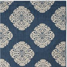 Blue Medallion Curtains Walmart by Better Homes And Gardens Medallion Indoor Outdoor Area Rug
