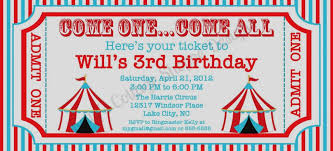 Circus Ticket Invitation Template Awesome Collection Carnival Tickets Event Word Mac Of Photos