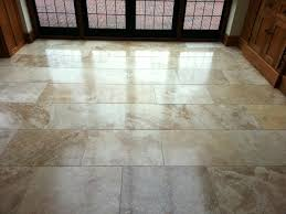 sealing cleaning and polishing tips for travertine floors