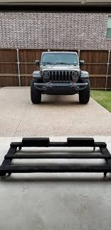 Hardtop Cart / Holder DIY | 2018+ Jeep Wrangler Forums (JL / JT ... Overhead Gun Rack For Your Truck By Rugged Gear Review Youtube Apex Adjustable Steel Headache Discount Ramps Tactical Racks For Trucks Metal Best Hrx Series Federal Signal Redrock 4x4 Wrangler Quickdraw J1093 8718 Carrying Rifles In Cars Northwest Firearms Oregon Washington Great Day Centerlok Chevy Colorado Gmc Canyon Or Suv Bench Seat Dual Weapon Model 1 Qd800 30h X 9w 7d A Franken Gun