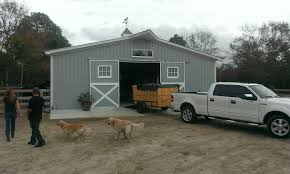 Portable Sheds Jacksonville Florida by Pole Barns Tool Time Building And Roofing