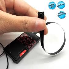 t185 big battery spy camera dvr high definition h 264 1280 720p