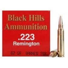 bha nr 556 69gr otm box2 Ammunition Pinterest